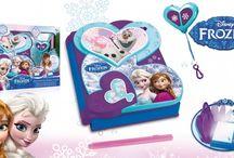 Zabawki, gry, kosmetyki - Frozen Kraina Lodu