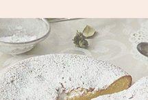 Condense milk cake