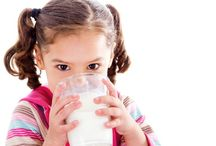 Alimentação e receitas para bebês e crianças