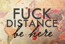 fuck distance