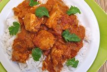 Curry and Spice / by Faryal Esmail