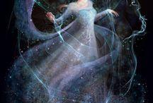 Love is an open door. / Elsa & Anna.