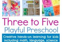 Preschool Taylor Ward Ideas / Pin ideas you find so we have a great resource the week we teach!