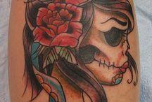 Tattoos&&Art / by Ashley Sanchezz