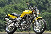 Motocicletas. / Mi motocicleta