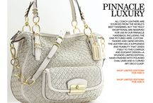 Handbags, Shoes & Watches I LOVE! / Ever since I was little I ALWAYS loved shoes, handbags & watches. I LOVE buying them and collecting them. I am a HUGE Invicta watch lover and own so many Invicta's that I cannot count. The bigger the better!!  / by Two Pink Peas