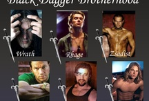 Black Dagger Brotherhood / by Molly