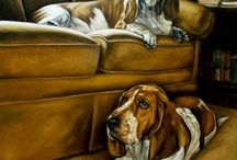 Dog Art / by Official Canine Caviar Pet Food