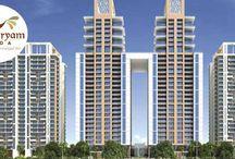 Gaur Saundaryam / Gaur Saundaryam is good combination of 2 and 3 BHK apartments located in Noida.
