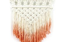 Weaving & Macrame