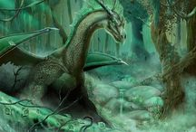 Dragons / by Lee Shirk