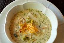 Soups / by Shirley Meaglia