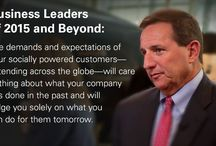 Letters from Mark Hurd