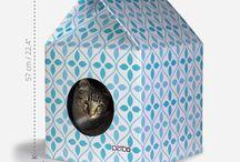 Maisons de chat