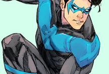 Dick Grayson-Nightwing