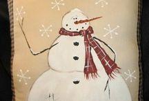 Snowman Love <3