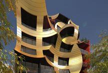 Eccentric Architecture / by Betty Nelsen