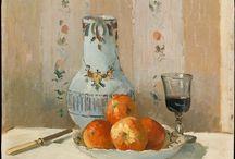 arte - Camille Pissarro (1830-1903) / arte - pittore francese