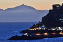 Mi Vida en las Islas Canarias / Great volcano — con TEIDE en Puerto Rico Beach Club.