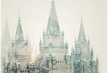 LDS Temple / by Mazie Jensen