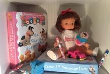 Matilda Doll / 80's doll