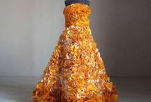 Upcycled Fashion / re-creational upcycled fashion !  / by Nevra Yagmur