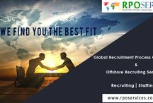 RPO Services / RPO Services is a reputed recruitment process outsourcing firm based in India providing high quality recruiting solutions around the globe. Staffing |CV Sourcing |Data Sourcing |Executive Search