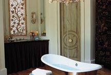 Awesome Bathrooms / This is the place to get some ideas on how to spruce up your bathrooms and bring nature into your life!  Visit us at http://russianriverlandandhome.com/ #russianriverliving #russianriverrealestate #socialmediamarketing