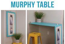 construire table à langer