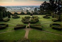 Landscapes Historic Classical Formal French Parterre Italian