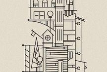 Desenhos- Drawings / by Luis Guilherme