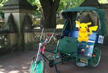 Central Park / Central Park Rickshaw Tours and Pedicab Rides