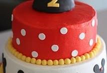 Keiran birthday cakes x