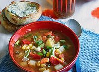 Chili Chowders & Stews / by Mark Viers