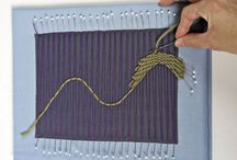 Pin weaving / Free form