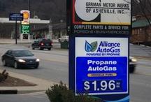Propane Autogas / by Blossman Gas