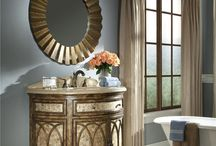 Beautiful Bathrooms / Beautiful bathrooms with stunning decor and gorgeous bathroom furniture.