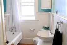 Bathroom remodel / by Kim Niemi