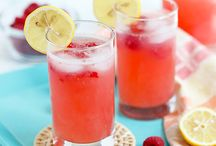 Food | Drinks / Healthy Drinks, Cocktails, Lemonade, Fruits, Summer drinks