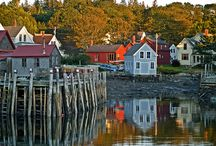 Maine Islands / Discover Maine's off-shore communities.  / by Down East Magazine