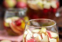 Drink Recipes with Cider & Apples / Cider-based drink recipes