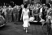 Mario De Biasi, fotografo / Immagini, sue. Era mio zio.