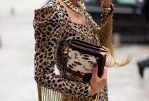 LEOPARD / Le leopard is a color