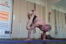 Asana of the day / Everyday a new picture with asana.