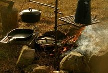 Campfire Cooking  / by tracy sellers
