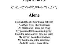 Edgar allan poe in love