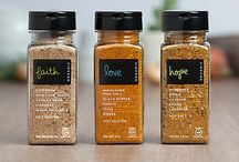 Packaging - Spice Redesign
