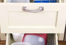 Organizing & Housekeeping