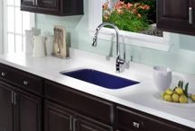 Houzer Sink Material Mash-Up!