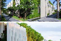 zielone miasto - podniebne ogrody